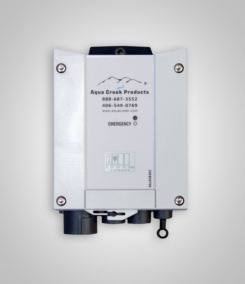 Aqua Creek Products F-41CBJV Titan & Pro Spa Revolution Vito Controls Scout Replacement Control Box