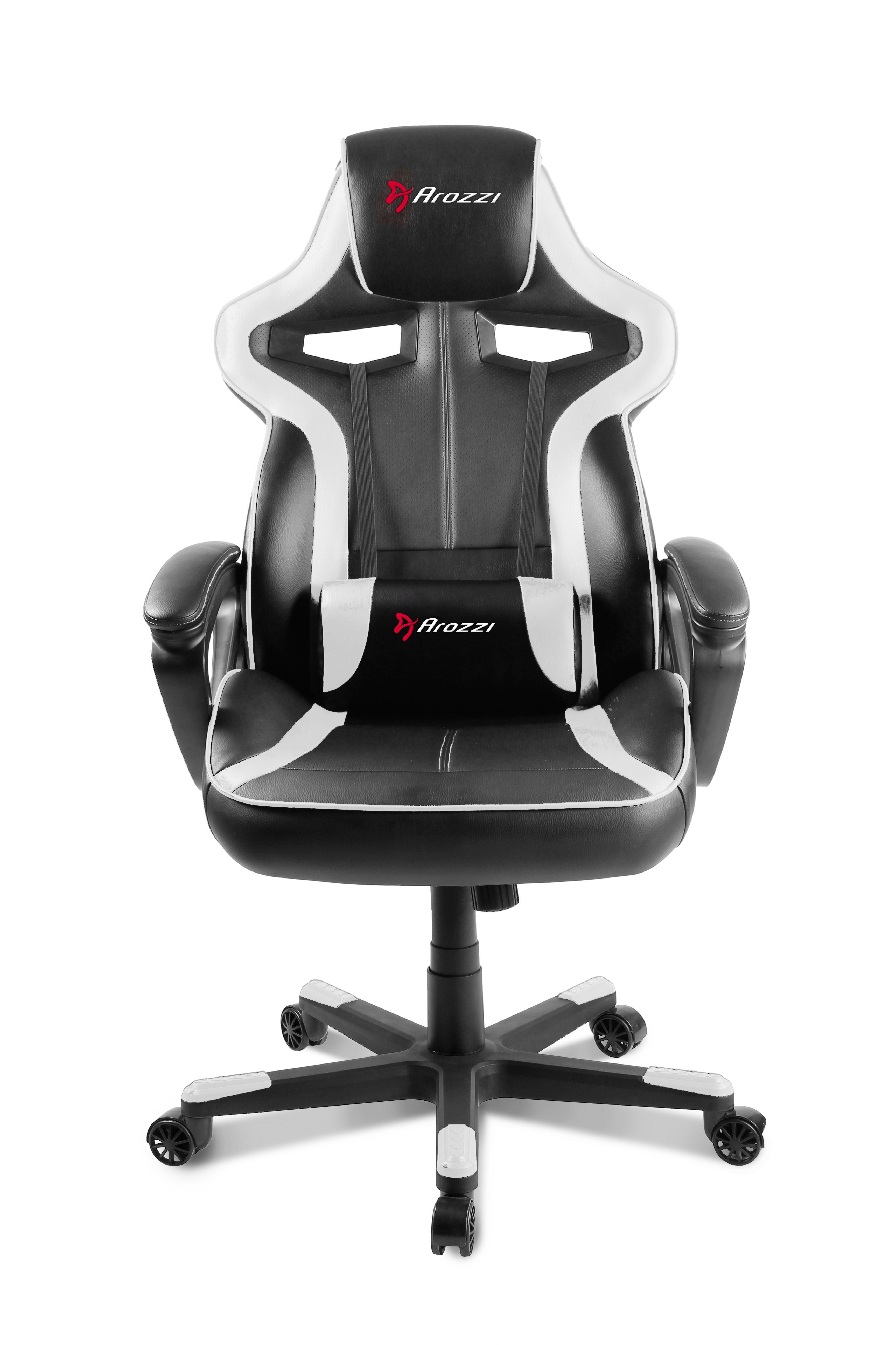 Arozzi MILANO-WT Furniture Milano Gaming Chair - White