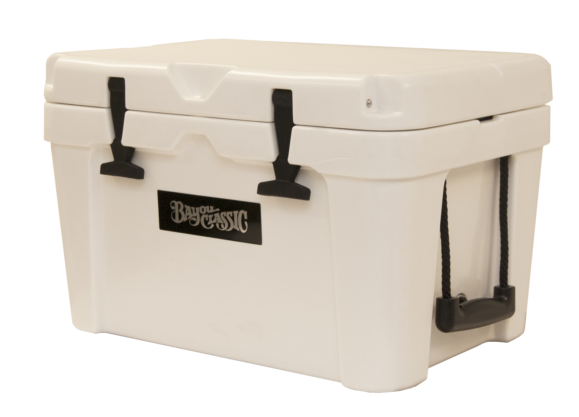 Bayou Classic BC25W 25 Litre Roto Mold Cooler, White