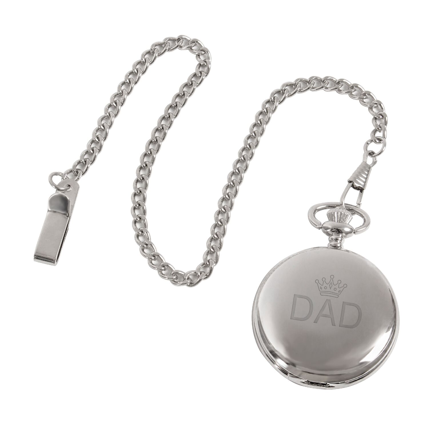 Cathys Concepts FD16-1745-ST Fathers Day Pocket Watch