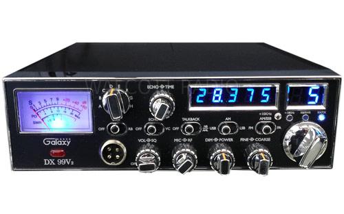 DX99V2 10m Radio with Single Side Band & Echo