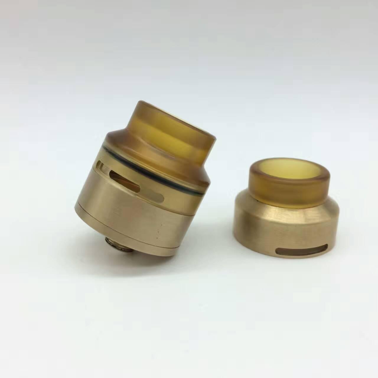 DMvapor 528 Goon LP Rebuildable Dripping Atomizer - Brass
