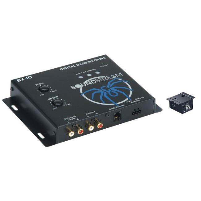 Soundstream bass processor