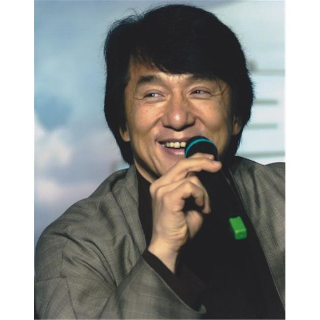 Jackie Chan Unsigned 8X10 Inch Photo