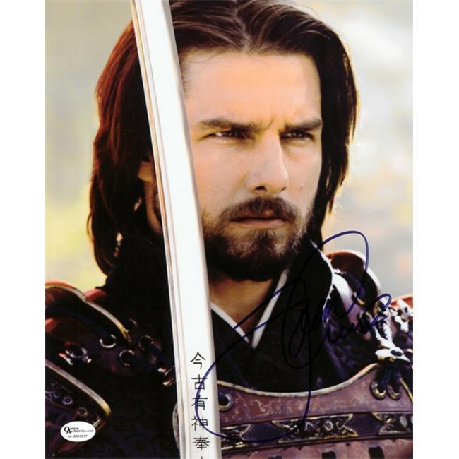 Tom Cruise Autographed - The Last Samurai - 8X10 Photo