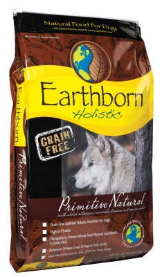 Midwestern Pet Food PF71452 Earthborn Holistic Primitive Natural Dog, 28 lbs.