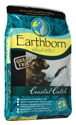 Midwestern Pet Food PF71492 Earthborn Holistic Coastal Catch Dog, 28 lbs.