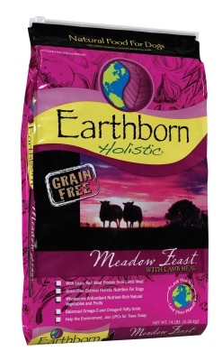Midwestern Pet Food PF71911 Earthborn Holistic Meadow Feast Dog, 14 lbs.