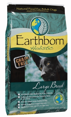 Midwestern Pet Food PF71921 Earthborn Holistic Large Breed Dog, 14 lbs.