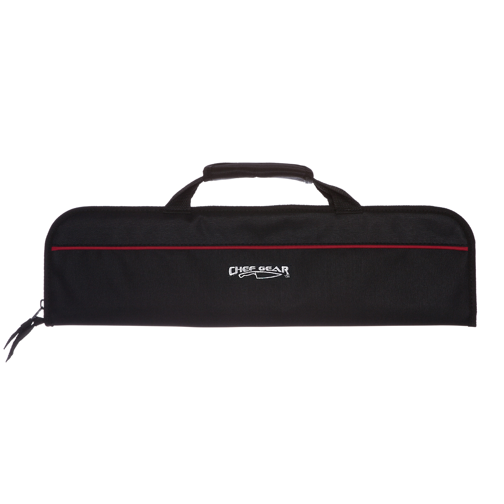1005 Chef Gear Knife Roll Bag, Black, 5 Pocket