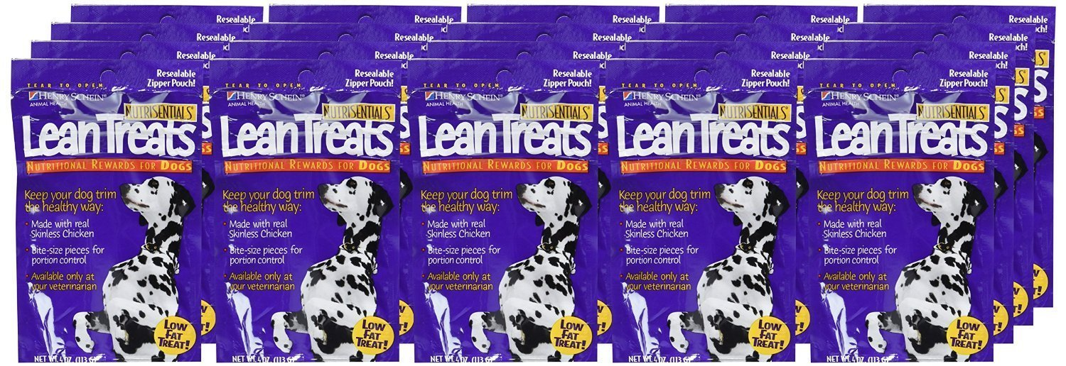 4 oz Pouches Lean Treats for Dogs
