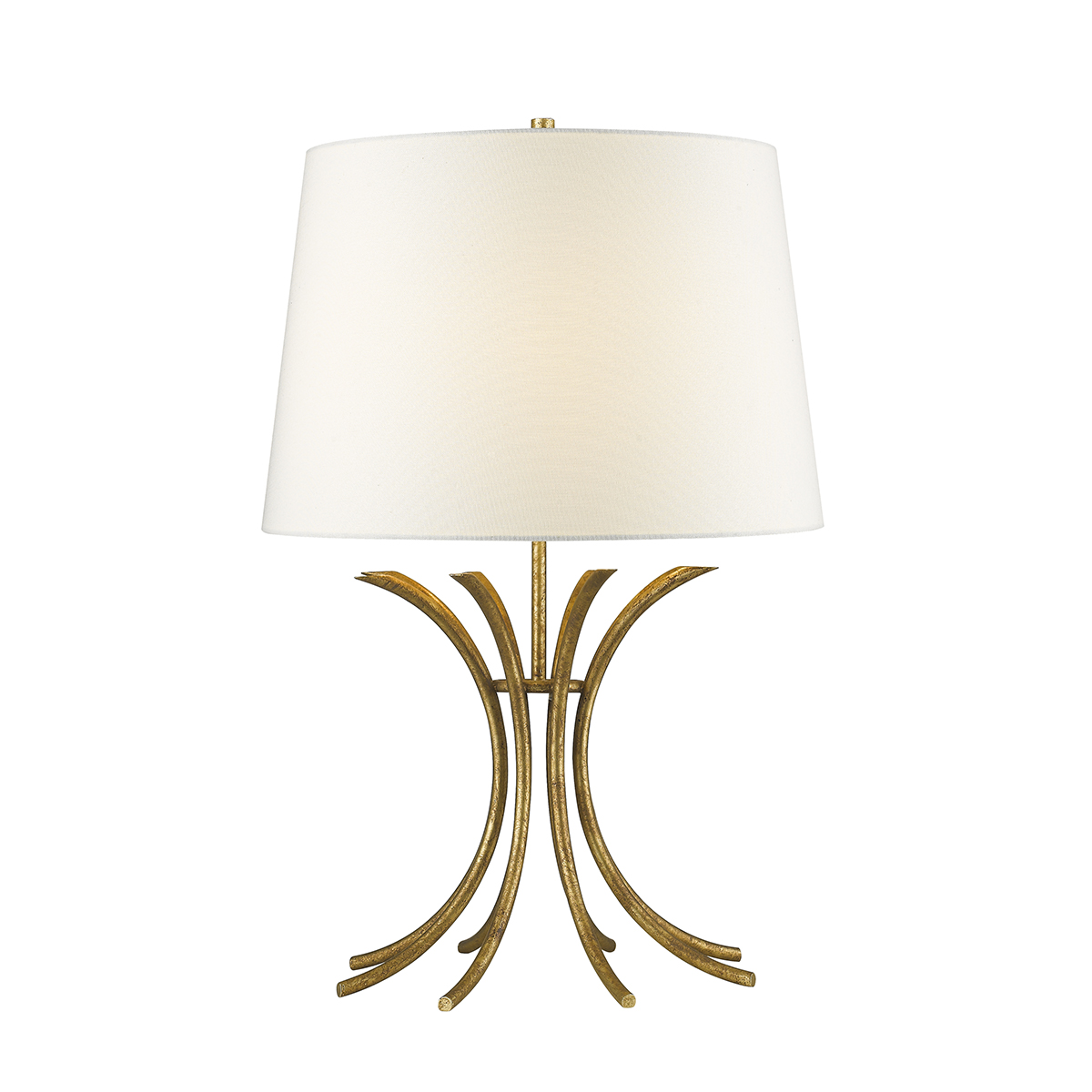 Gilded Nola TLM-1014 Rivers Table Lamp