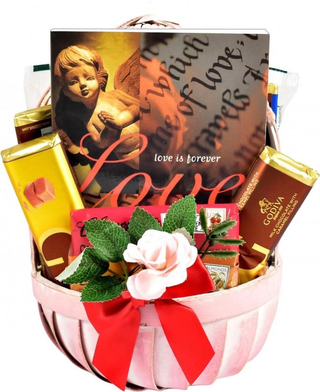 Gift Basket Village LoYoMore Love You More Spa & Gourmet Gift Basket