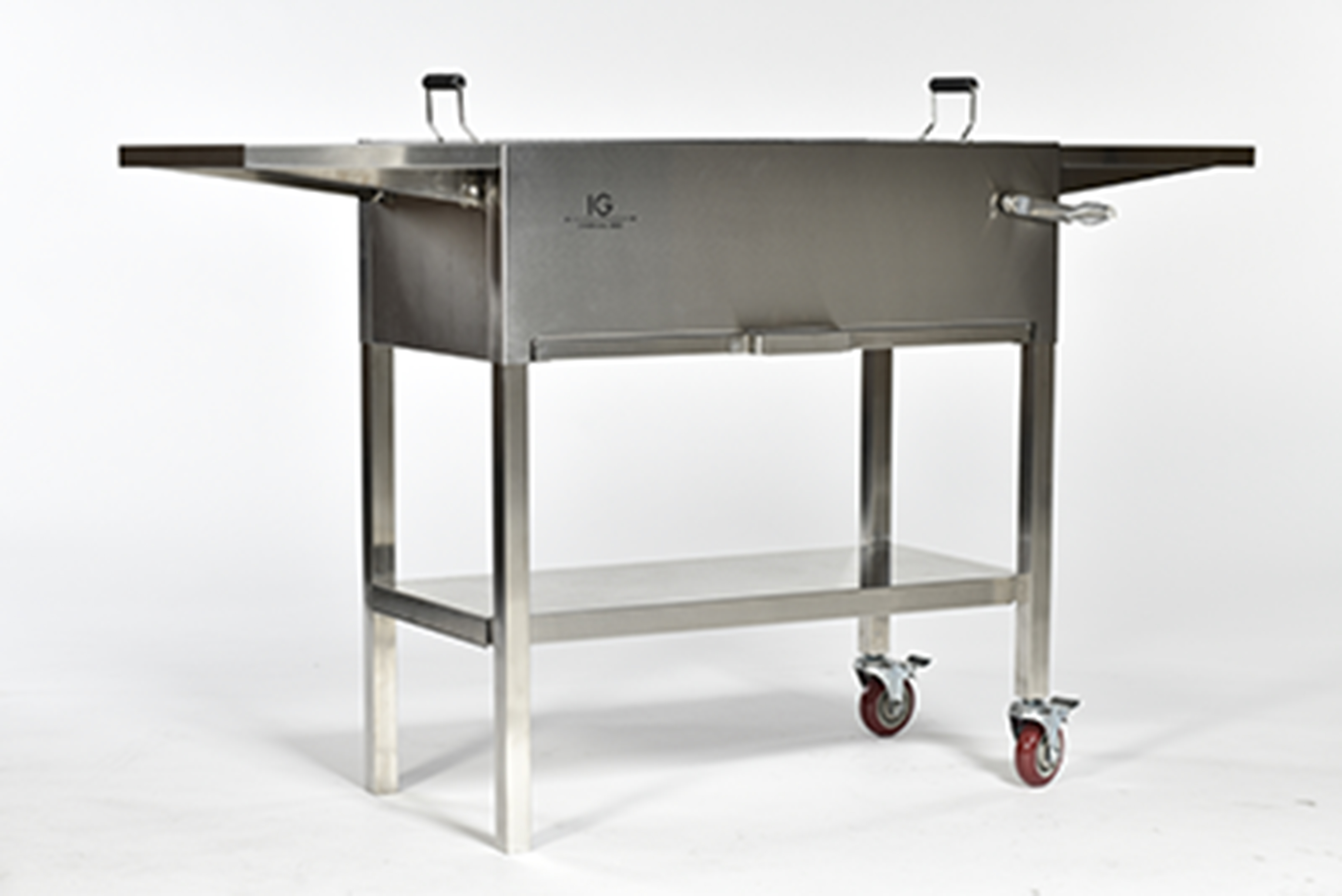 IG Charcoal BBQ YK-WD35-HNJA IG Stainless BBQ - Charcoal