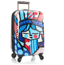 Heys America 16049-6934-21 21 in. Britto Freedom