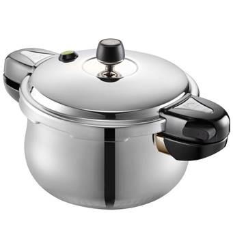 PN Poong Nyun PN175151 Hi Clad Hive 3ply Pressure Cooker