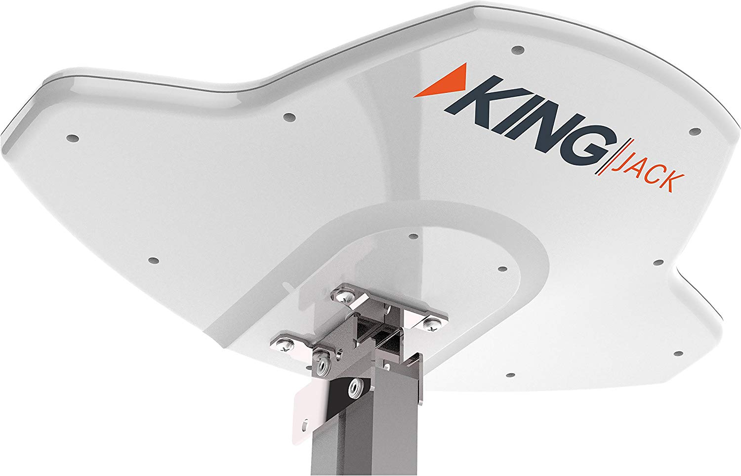 King K6B-OA8300 HDTV Batwing Antenna Replacement with Signal Meter