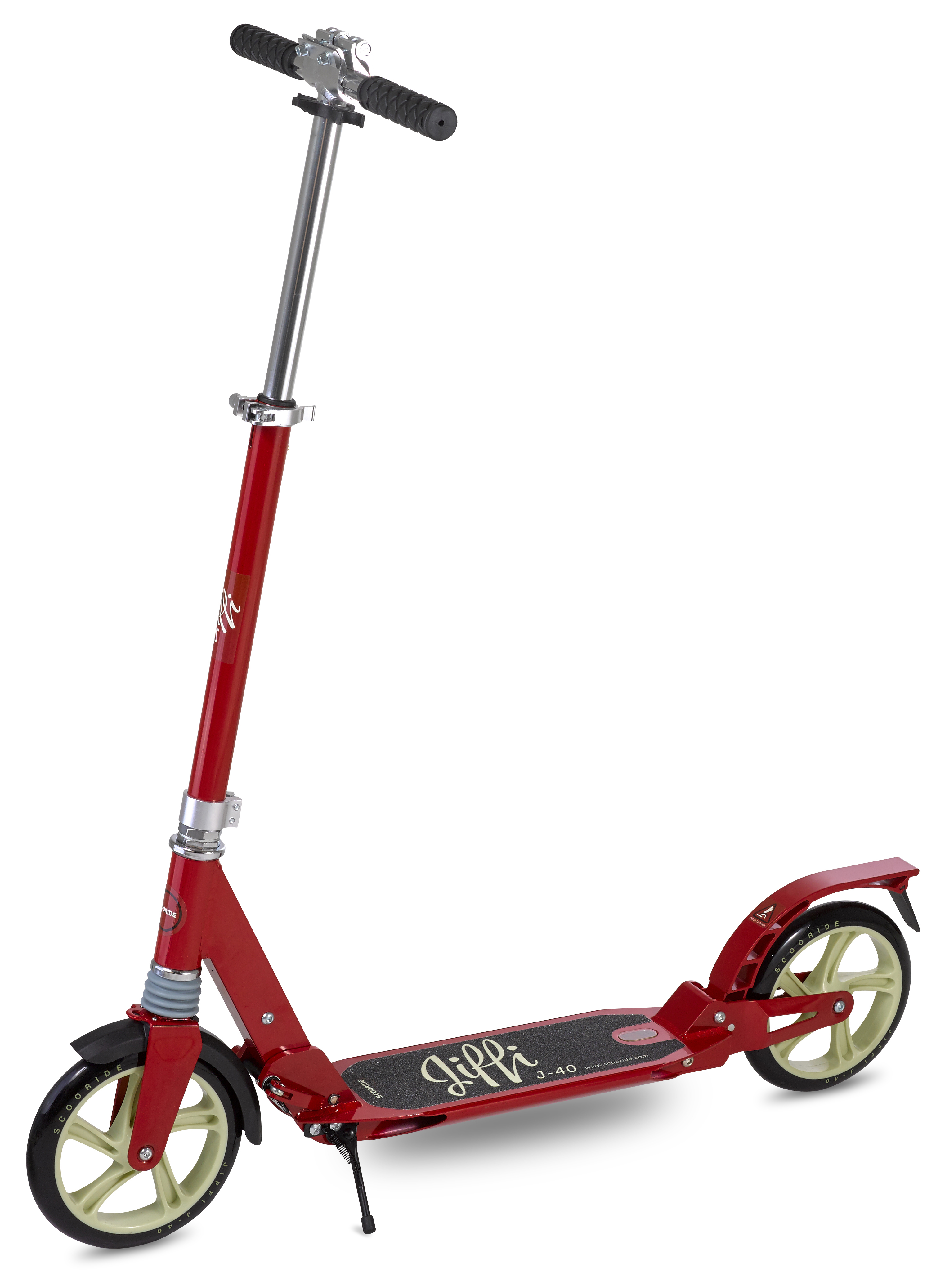 Scooride SRJ01-RD Large Scooter, Red