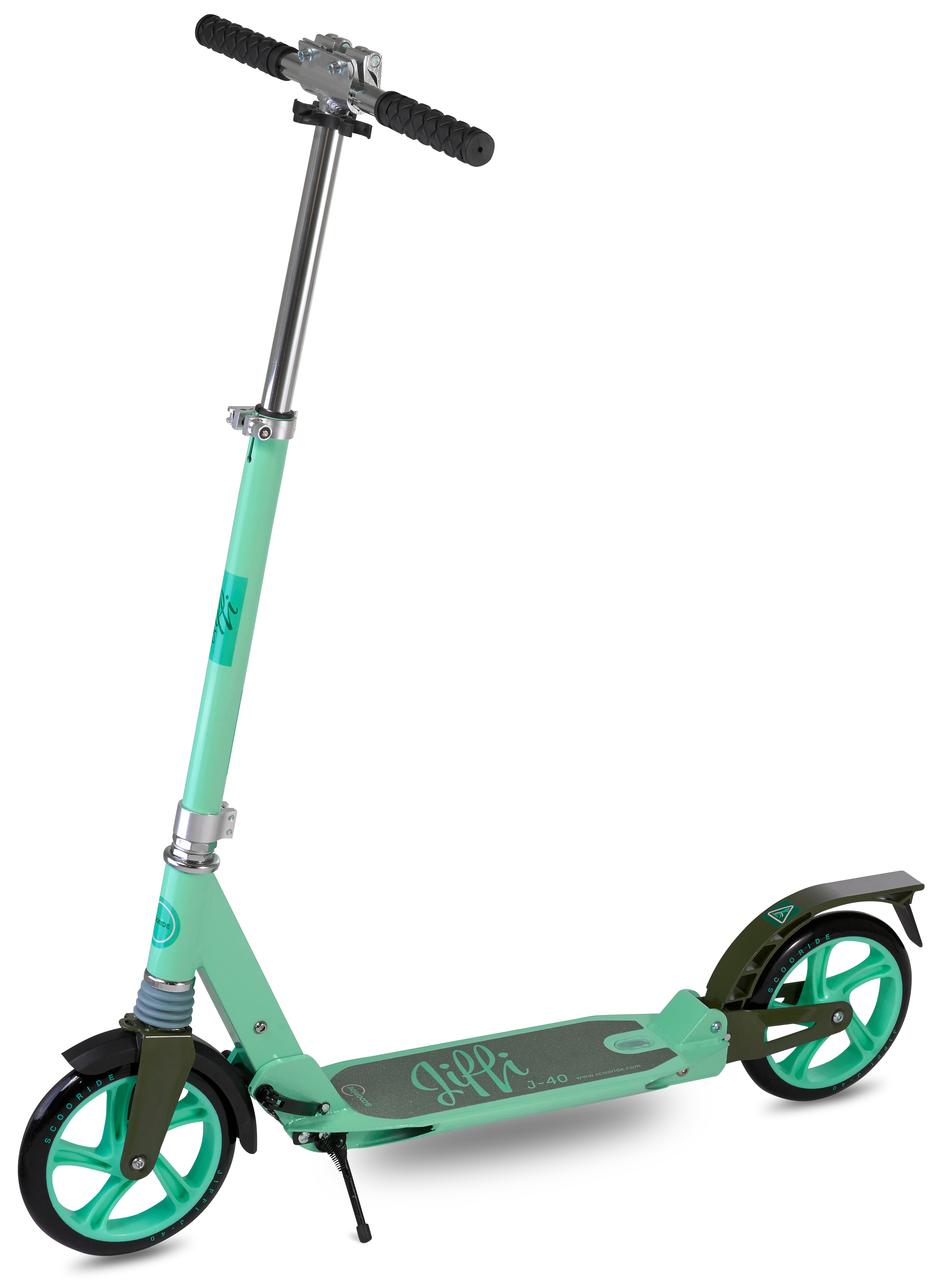 Scooride SRJ01-GN Large Scooter, Green