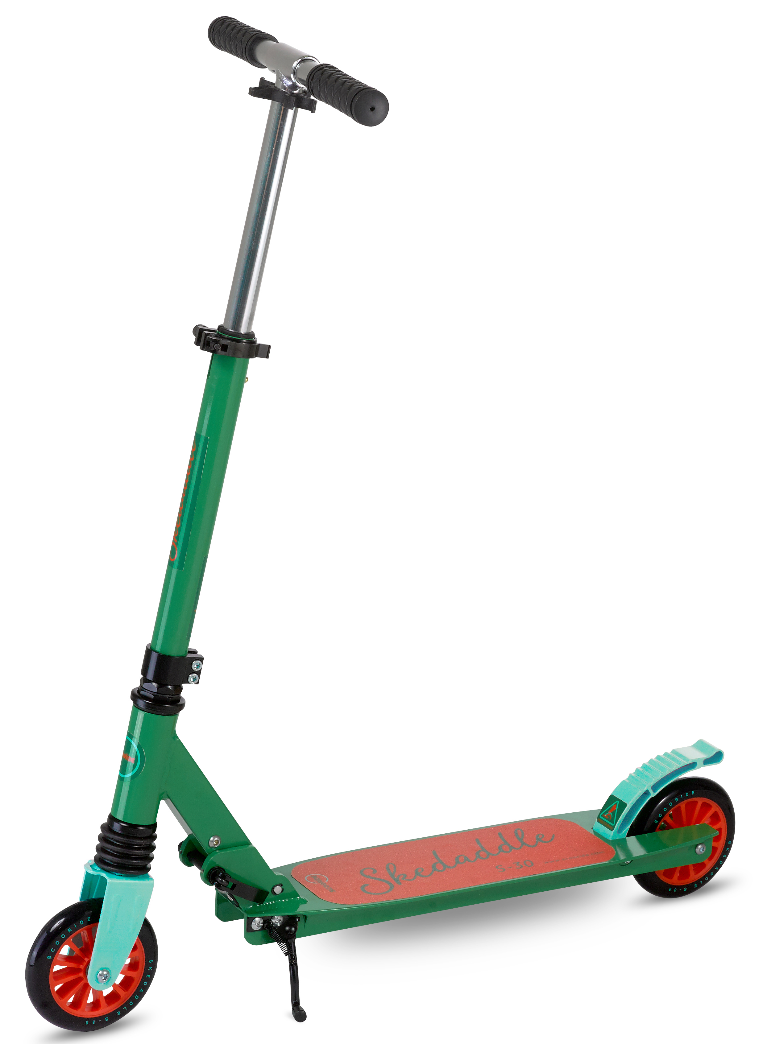 Scooride SRS01-GN Small Scooter, Green