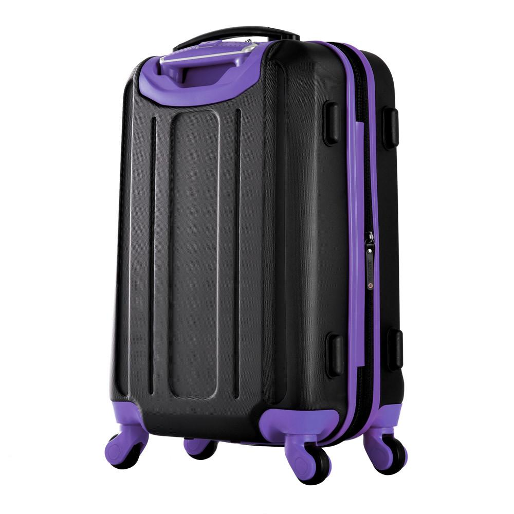 HF-1921-BK-PU 21 in. Apache II Carry-On Spinner