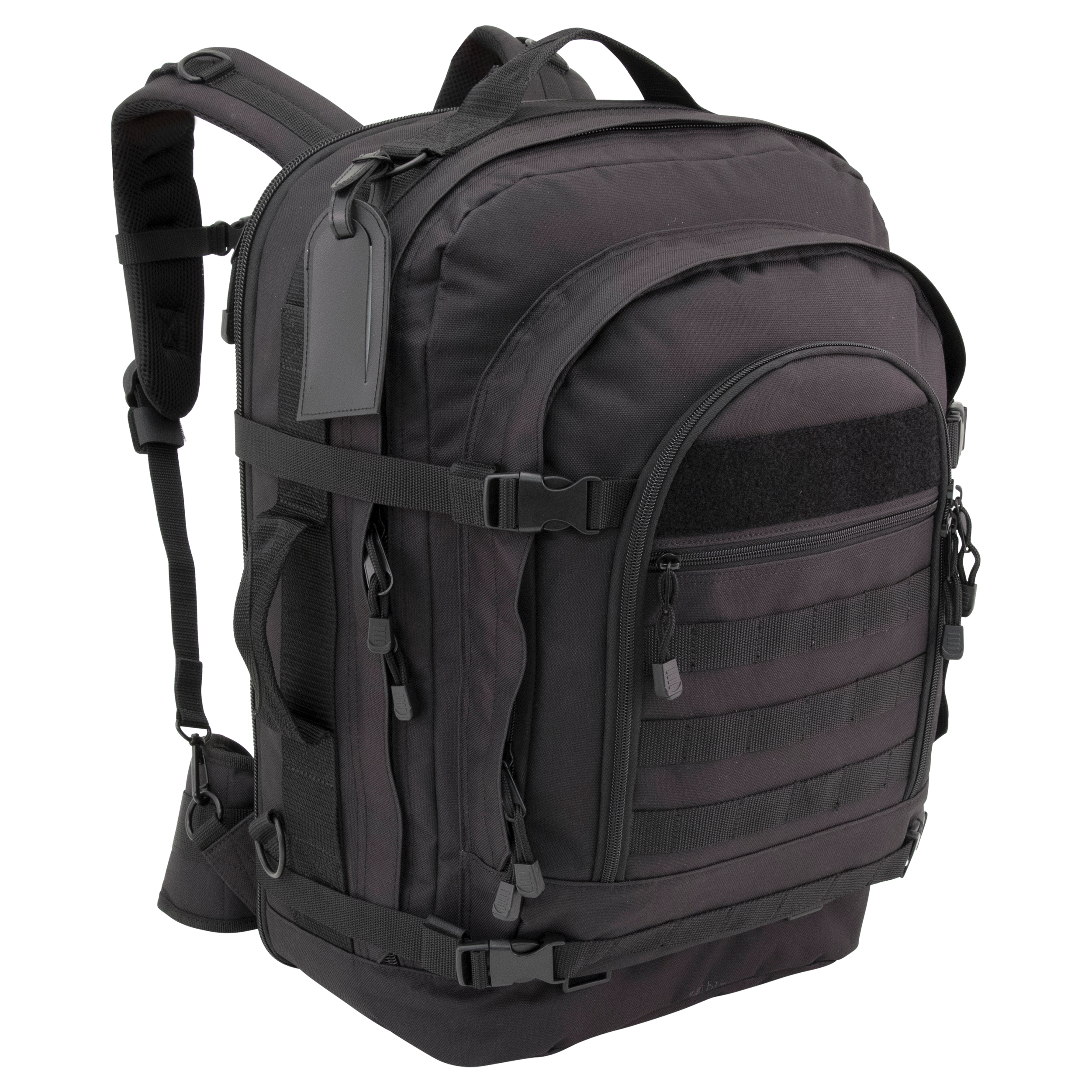 Advantus MRC02174-BK Mercury Tactical Gear Blaze Bugout Bag