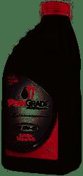 PennGrade BPO71446 1 Partial Synthetic SAE 10W-40 High Performance Oil - Case of 12 - 1 Quart Bottles