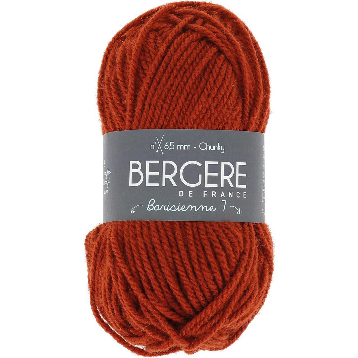 Bergere De France BARISIE7-10216 Terre Cuite - Barisienne 7 Yarn