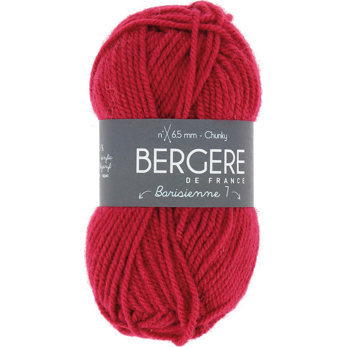 Bergere De France BARISIE7-10218 Coulis - Barisienne 7 Yarn