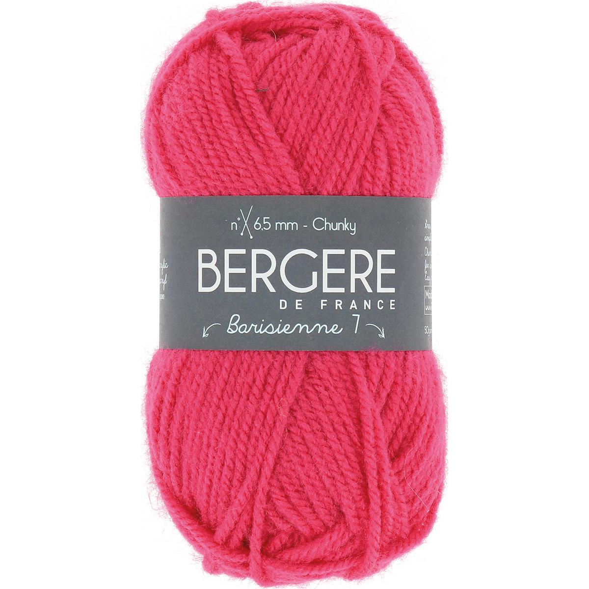 Bergere De France BARISIE7-10219 Flamant - Barisienne 7 Yarn