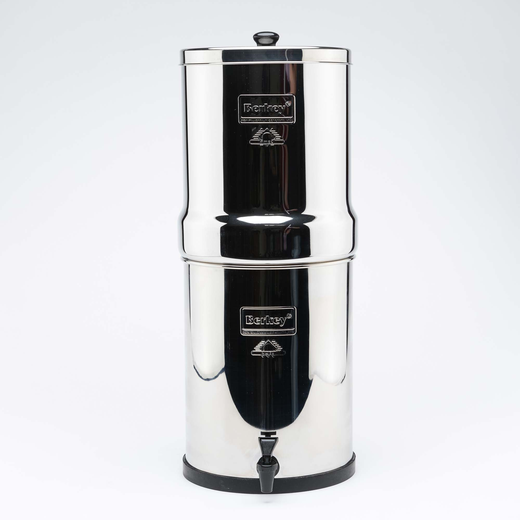 Berkey RB4X2-BB Royal Berkey 3.25 Gal. Water Purifier with 2 filters