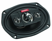 Blaupunkt GTX690 6 x 9 in. 4-Way Coaxial Car Speakers 450W