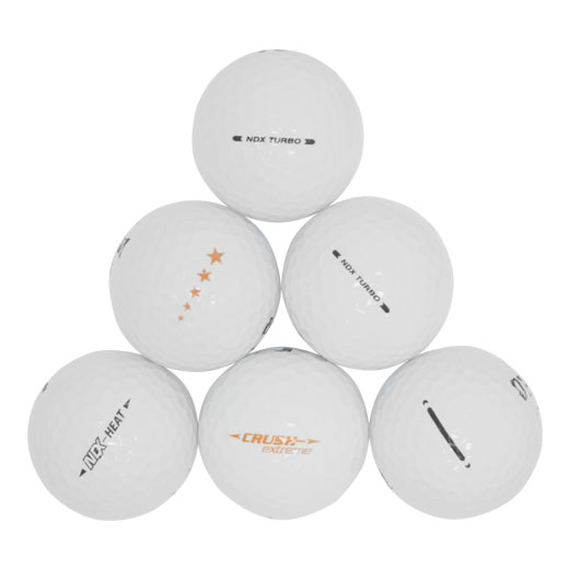 Nike Recycled Golf Balls - Pack of 48