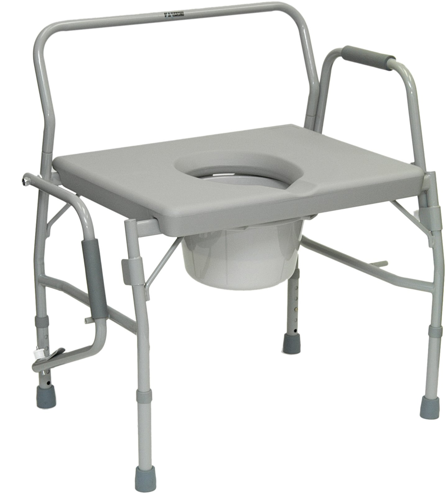Roscoe Medical BSBDAC Bariatric Drop Arm Commode