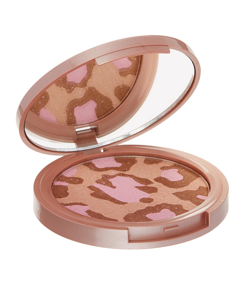 The Lano Company 88096Leopard Cream Natural Glow Bronzer