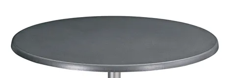 Safco Products 2492AC 32 in. Entourage Table Top Round - Anthracite