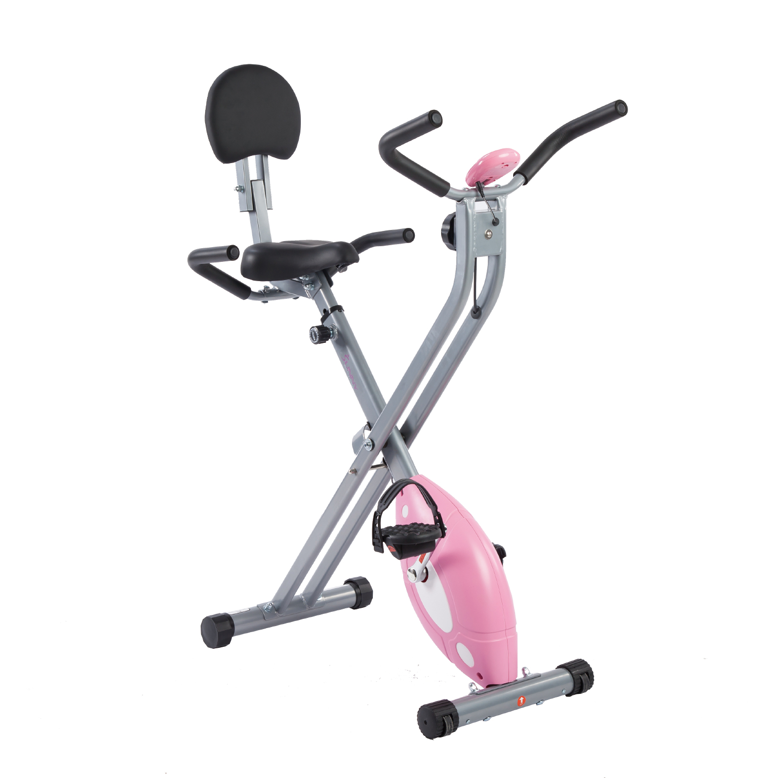 Sunny Health & Fitness SF-RB1117 Folding Recumbent Bike