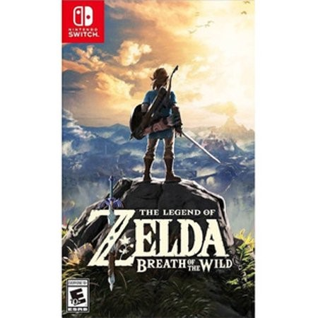 Nintendo 105208 SWH Legend of Zelda - Breath of the Wild