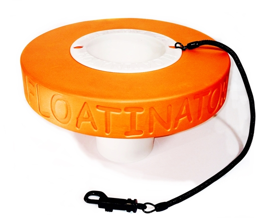 Floatinator FLTR-OR Floating Cup Holder - Orange TBLNT004