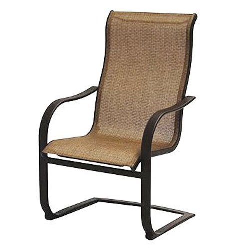Patio Master 212202 Four Seasons Madera Spring Chair