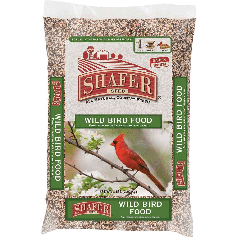10LBWILDBIRD 10 lbs Wild Bird Food Mix (WLLCH13290) photo