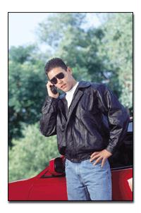 Maxam Design Genuine Top Grain Lambskin Leather Jacket - Large