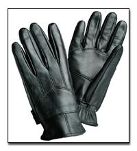 Giovanni Navarre Solid Genuine Leather Driving Gloves - Medium