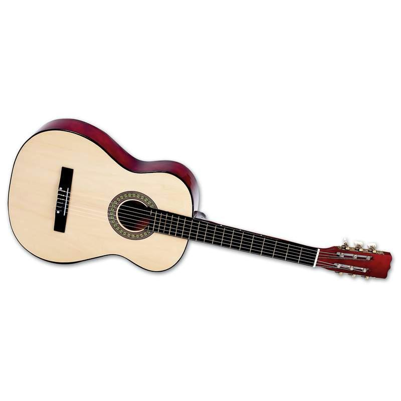 Maxam 40 Inch Acoustic Guitar with Nylon gig Bag