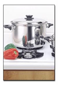 Steam Control KTSP5 Steam ControlTM 12qt 12-Element Surgical Stainless Steel Stockpot