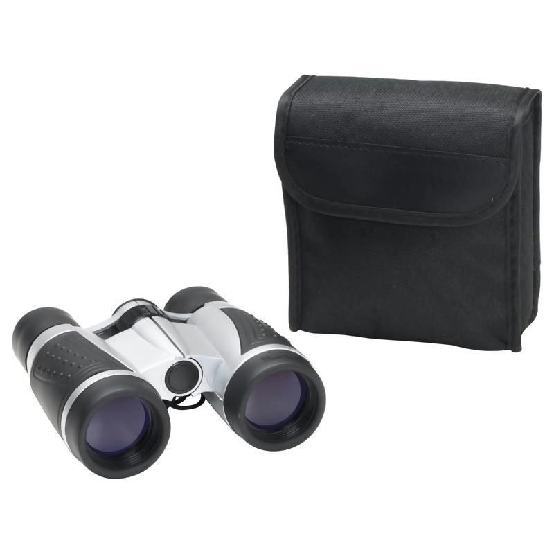Magnacraft SPB530 Magnacraft 5x30 Compact Binoculars - Sapphire Blue Lenses BFSPB530