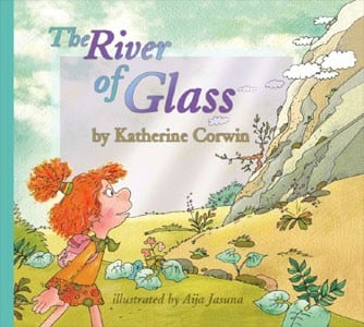 Big Tent Books BTB003 River of Glass By Katherine Corwin - 24 Pages