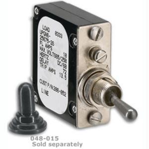 PANELTRONICS 206-053S PANELTRONICS BREAKER 15 AMPS A-FRAME MAGNETIC WATERPROOF