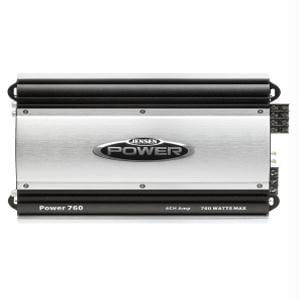 JENSEN AUDIO POWER 760 JENSEN POWER760 AMP 760 WATTS PEAK POWER 4 CHANNEL