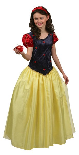 Little Adventures 51061 Adult Deluxe Snow White Costume - Small / Medium LTADV060
